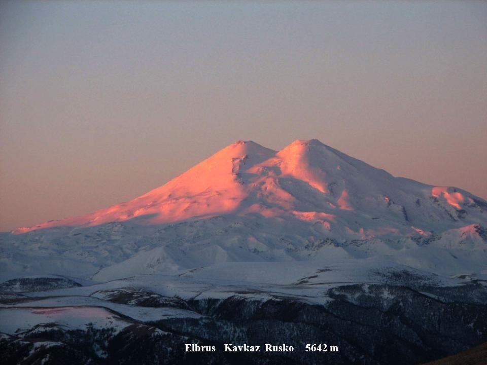 Ararat Turecko 5197 m