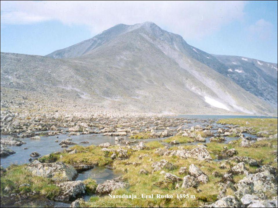 Elbrus Kavkaz Rusko 5642 m