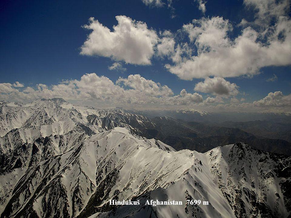 K2 Karakoram Pakistán 8611 m