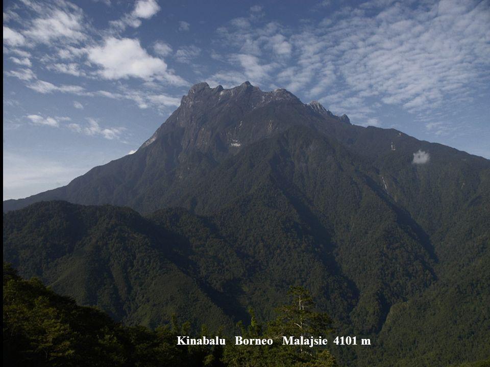 Hkakabo Razi Myanmar - Tibet 5881 m