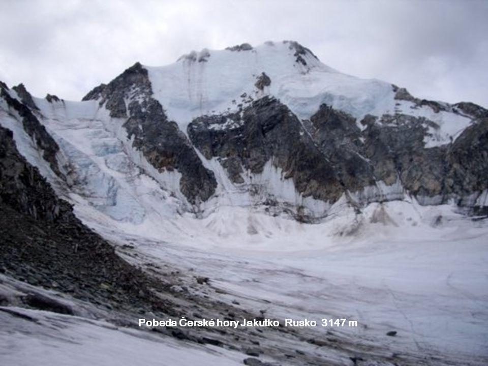 Mus Chaja Rusko 2959 m