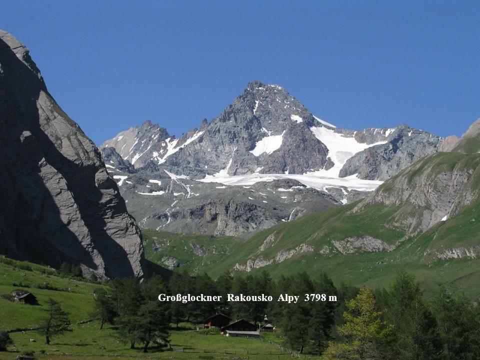 Pobeda Čerské hory Jakutko Rusko 3147 m