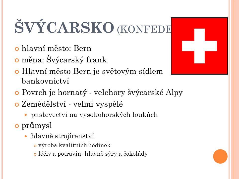 K ŘÍŽOVKA Hlavní město Švýcarska je.Vídeň je hlavní město kterého státu.