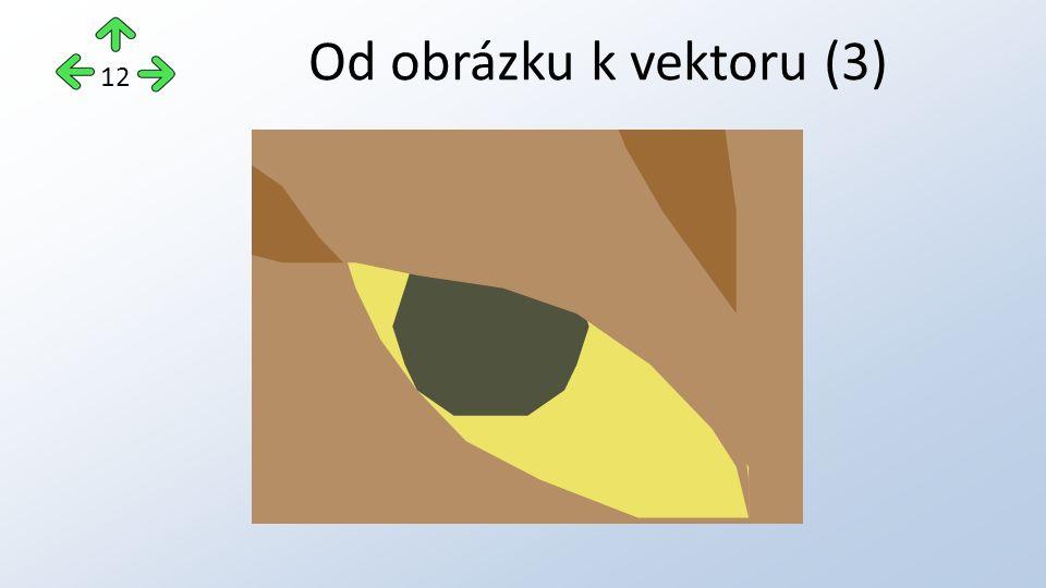 Od obrázku k vektoru (3) 12