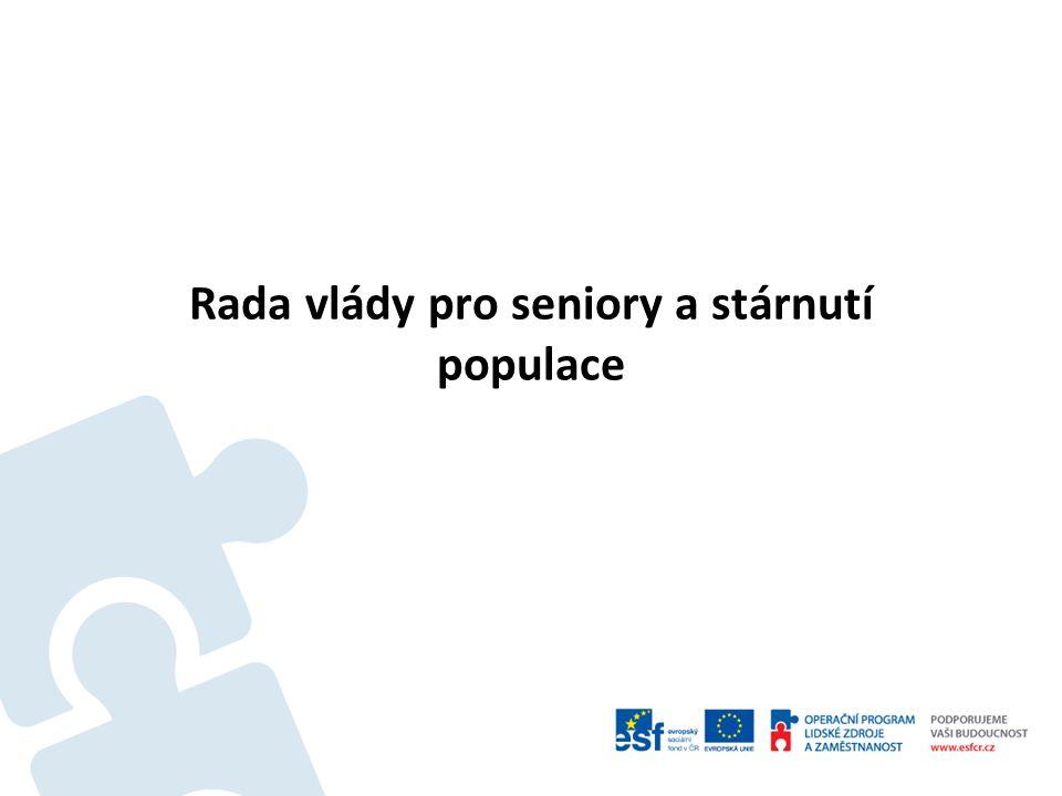 Rada vlády pro seniory a stárnutí populace