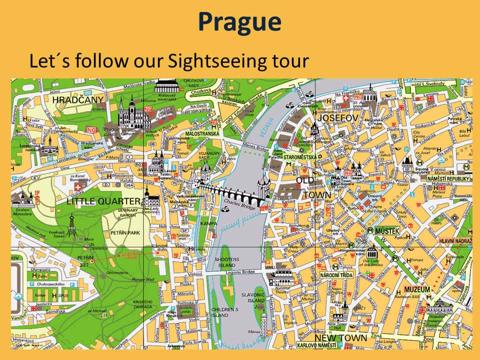 Prague Let´s follow our Sightseeing tour President Autor: Tomáš Bojanovský