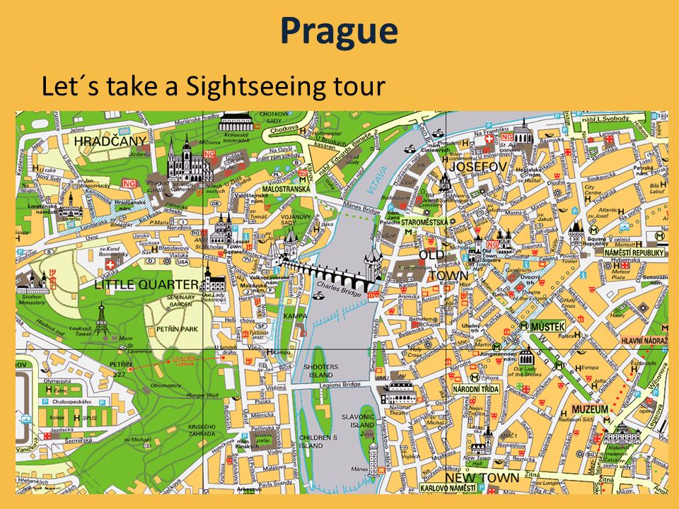 Prague Let´s take a Sightseeing tour President Autor: Tomáš Bojanovský
