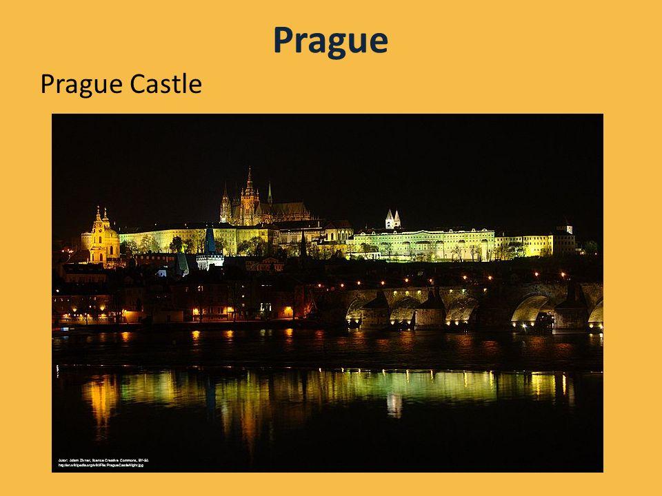 Prague First yard – guards Second yard – St.