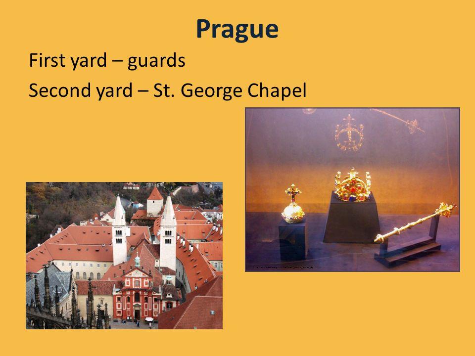 Prague Third yard – St.