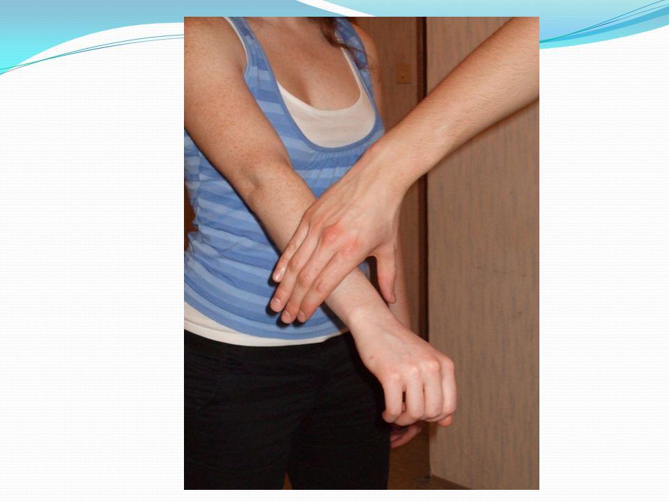 Užití fyzických úchopů může pomoci zabránit zranění personálu a uživatelů.
