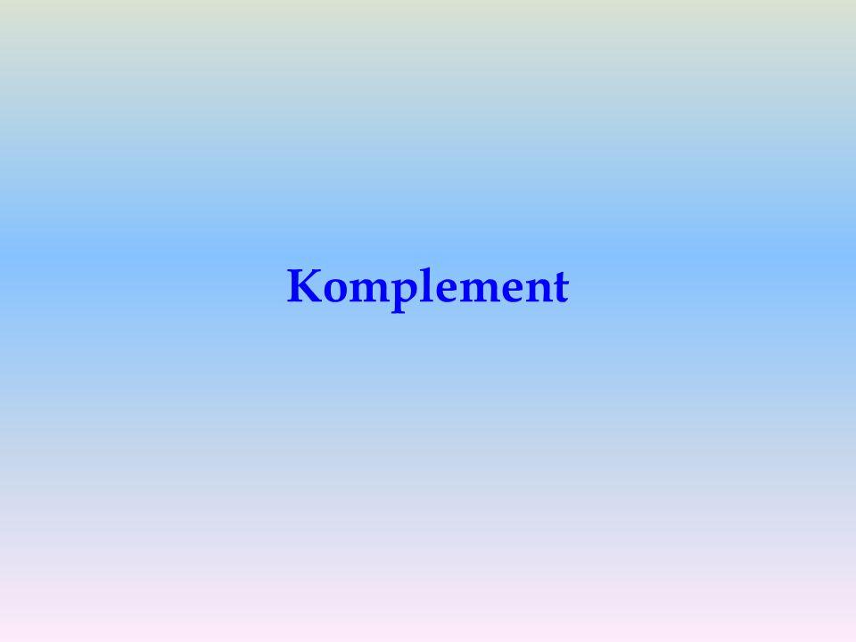 Komplement