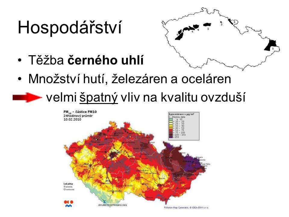 SpolečnostOdvětví Vítkovice, a.s.Ocelářský průmysl, těžké strojírenství ISPAT NOVÁ HUŤ a.