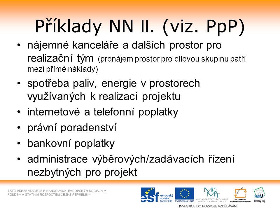 9 Příklady NN II. (viz.