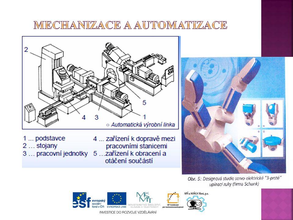 CNC systém