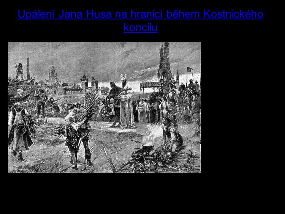 4 Jan Žižka z Trocnova Kdo je vyobrazený muž.Přečti text pod obrázkem – co tato slova znamenají.