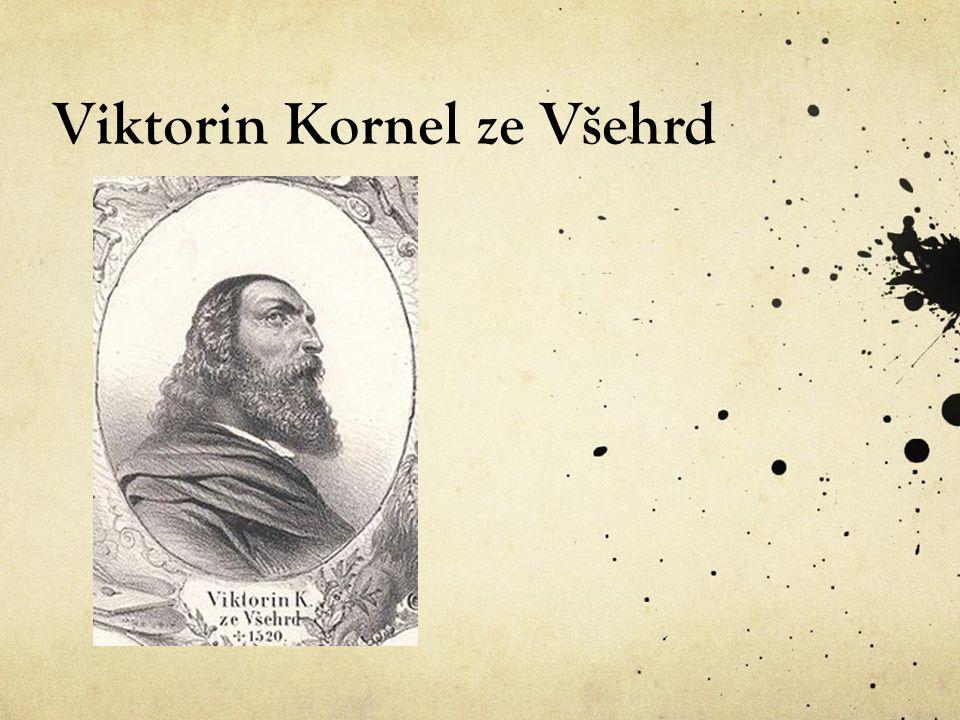 Viktorin Kornel ze Všehrd