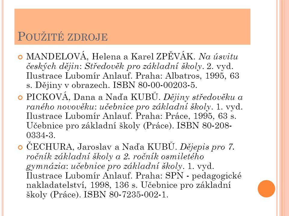 P OUŽITÉ ZDROJE MANDELOVÁ, Helena a Karel ZPĚVÁK.