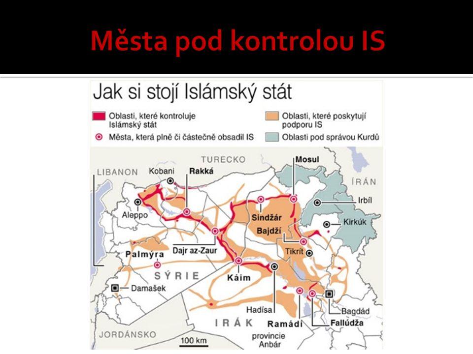  v IS vznikla a rozvinula se funkční státní struktura  na svém území vybírá daně, stará se o infrastrukturu, má vlastní soudy, úřady, dopravní policii i náboženskou policii Hisba  státní zaměstnanci v místní správě, energetice, školství nebo zdravotnictví, kteří neuprchli, musí nyní pracovat pro IS  řada místních sunnitů IS podporuje a je ochotna za něj bojovat  křesťané nemusí konvertovat k islámu, pokud platí daň z hlavy tzv.