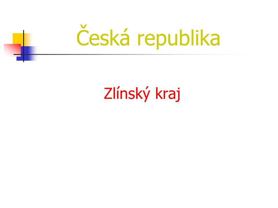 Česká republika Zlínský kraj