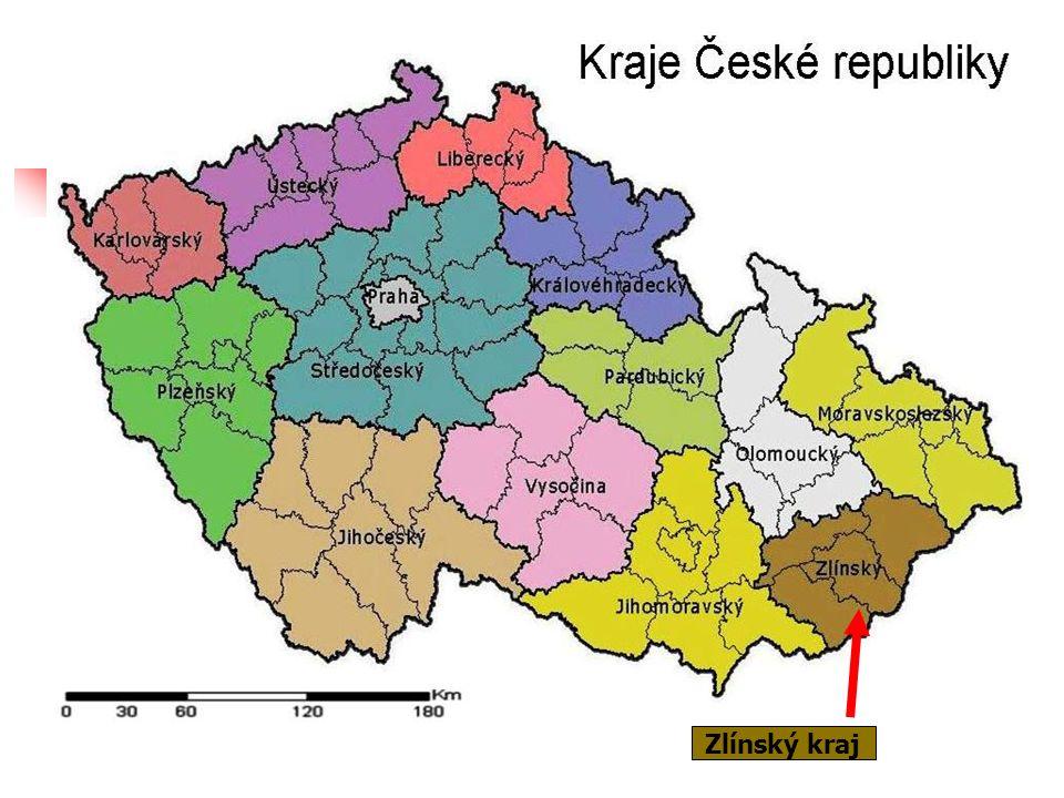 Znak Zlínského kraje: