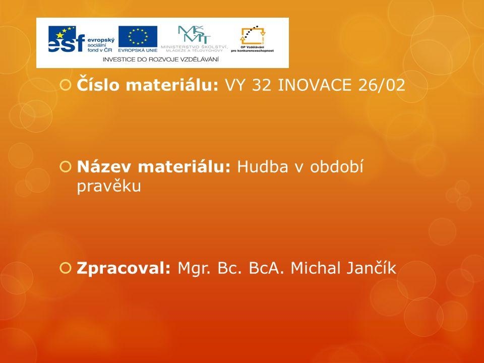 ANOTACE  Škola:Základní škola Brno, Jana Babáka 1  Vypracoval: Mgr.