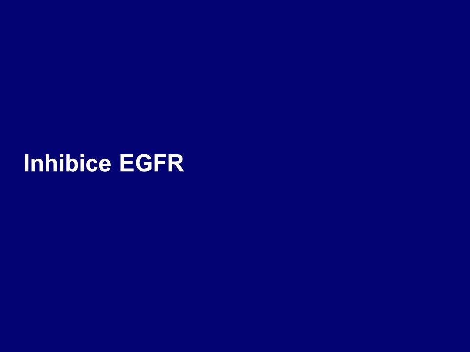 Inhibice EGFR