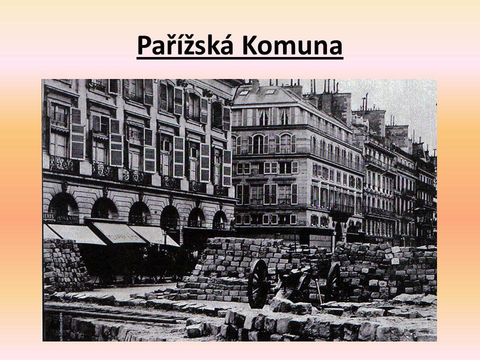 Pařížská Komuna