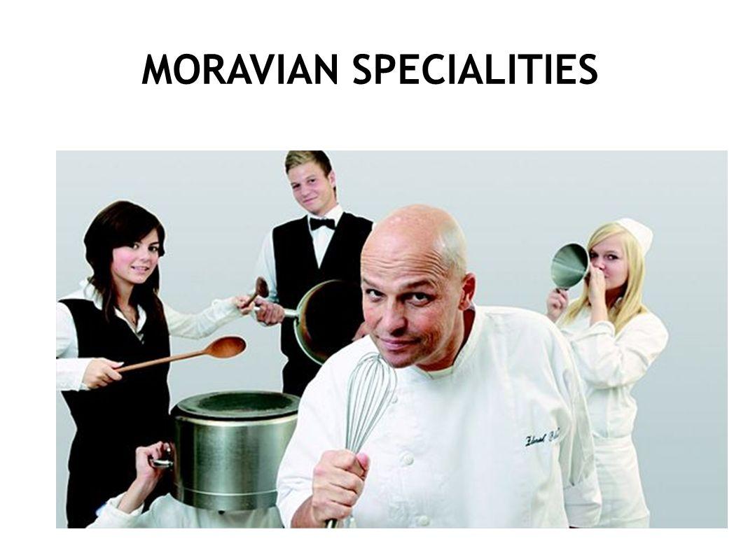MORAVIAN SPECIALITIES