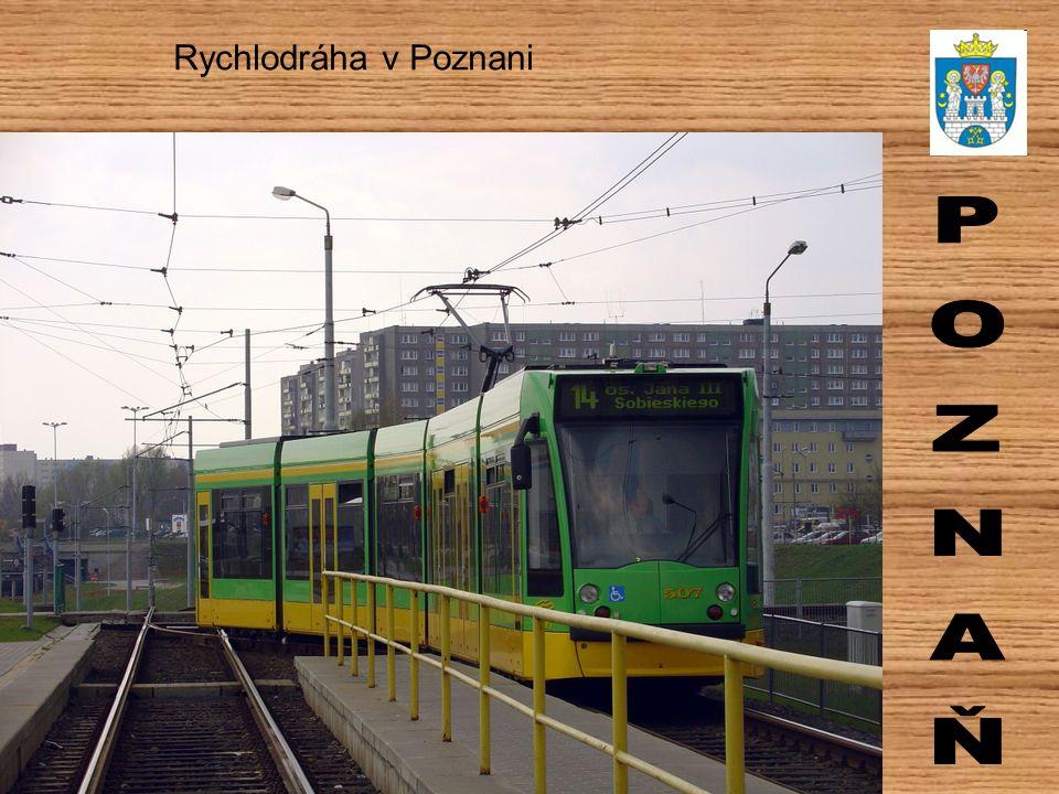Rychlodráha v Poznani