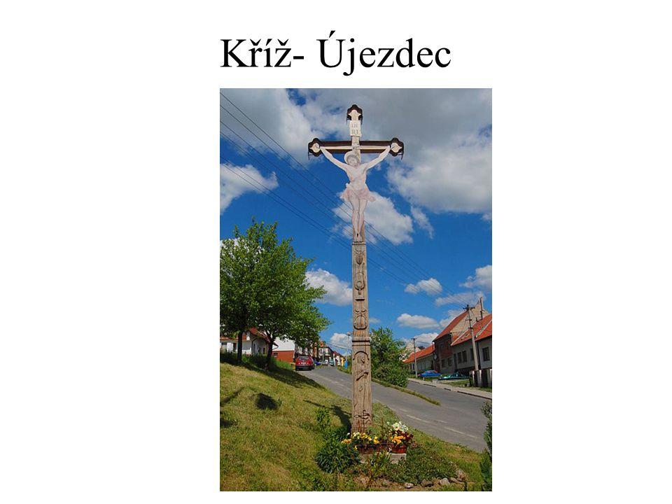 Kříž- Újezdec