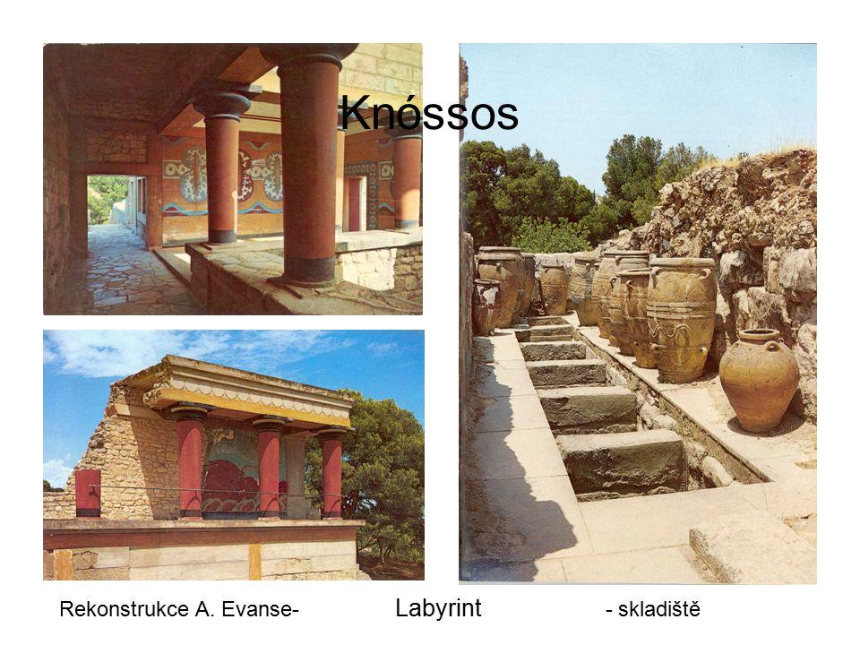 Trůnní sál v Knóssu