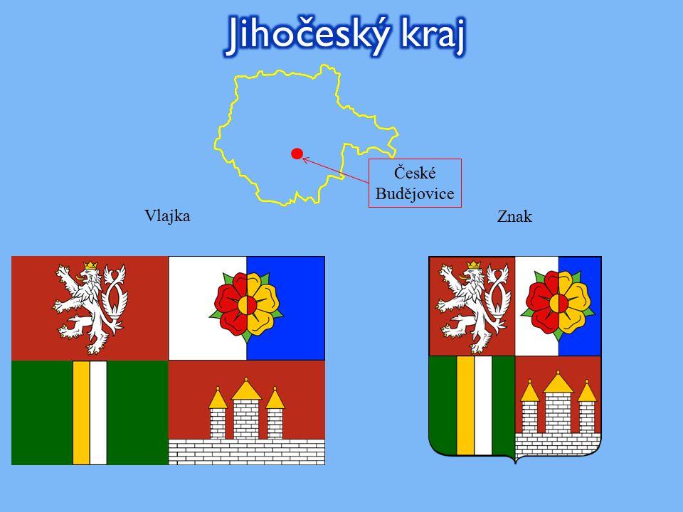 Český Krumlov Prachatice StrakonicePísekTáborJindřichův Hradec České Budějovice