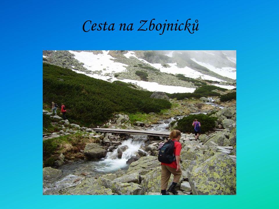 Cesta na Zbojnicků