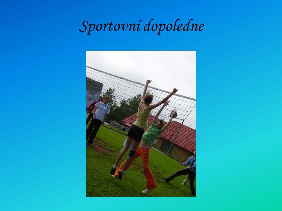 Sportovní dopoledne