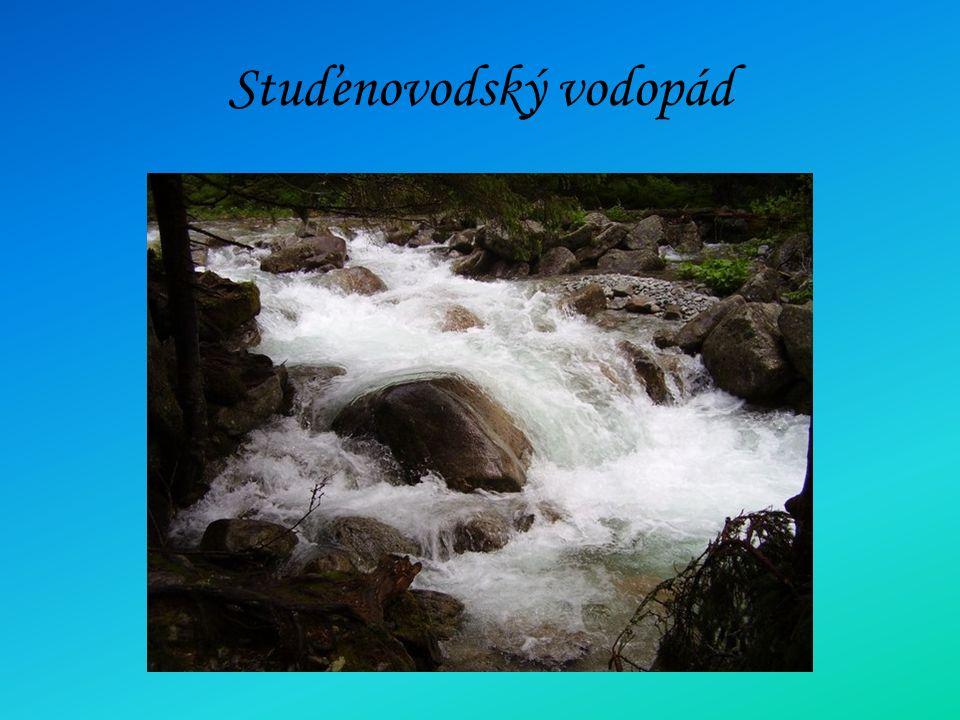 Stuďenovodský vodopád