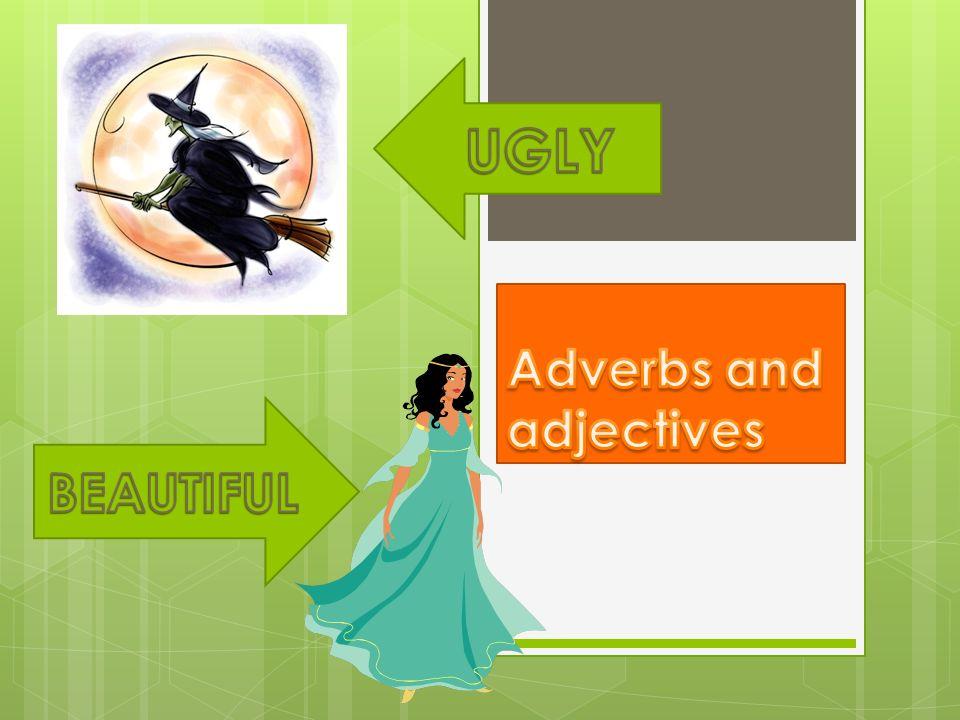 Prohlédni si následující věty a pokus se odvodit pravidlo, jak tvoříme z přídavných jmen příslovce.