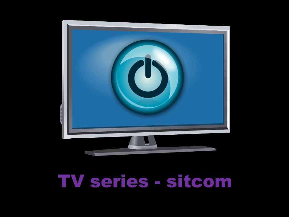 TV series - sitcom
