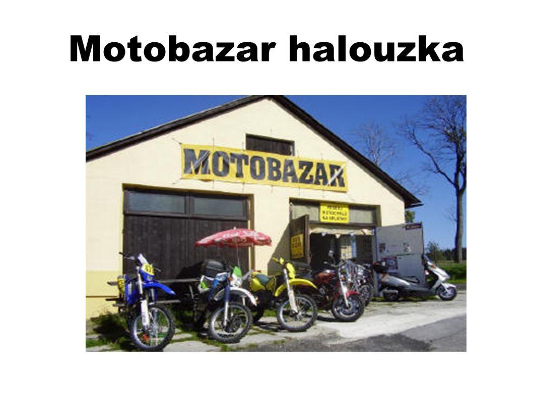 Motobazar halouzka