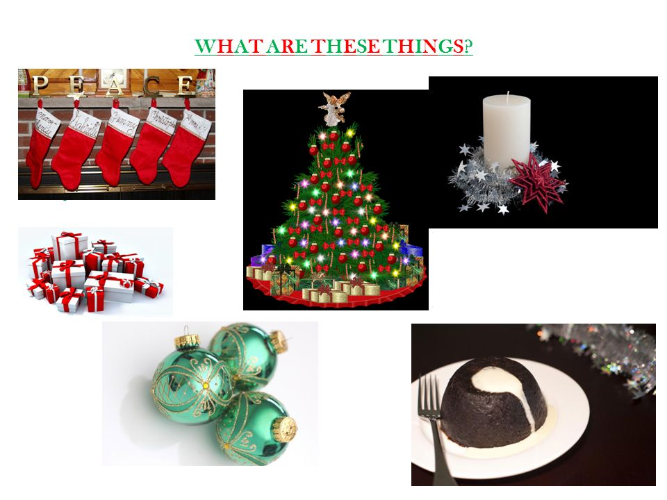 WHAT CAN YOU REMEMBER… … about Boxing Day.… about Christmas tree.