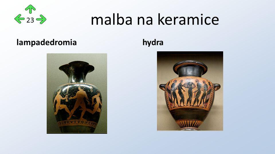 malba na keramice lampadedromiahydra 23