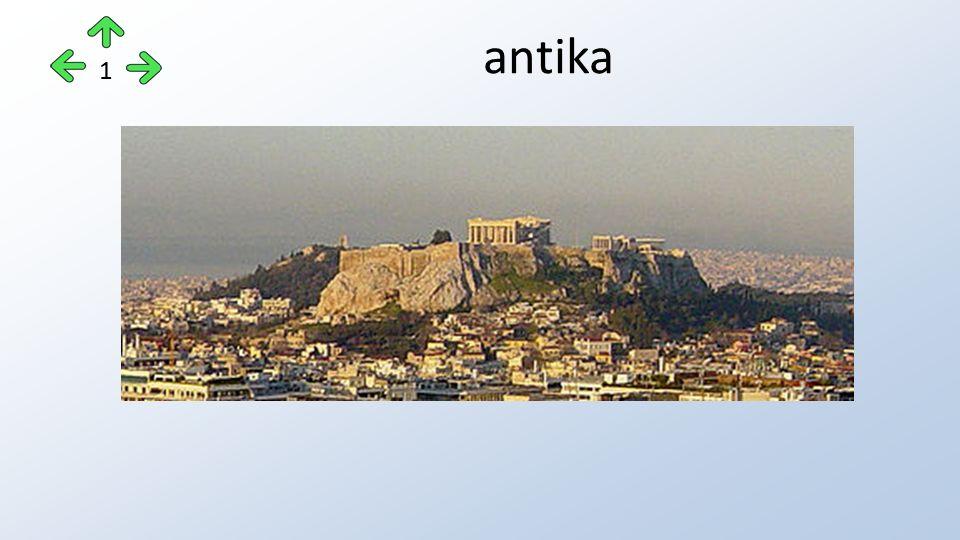 Řecký dům se skládal z jedné velké obdélníkové místnosti s předsíní, otvorem ve stropě, kterým byl odváděn kouř z krbu.