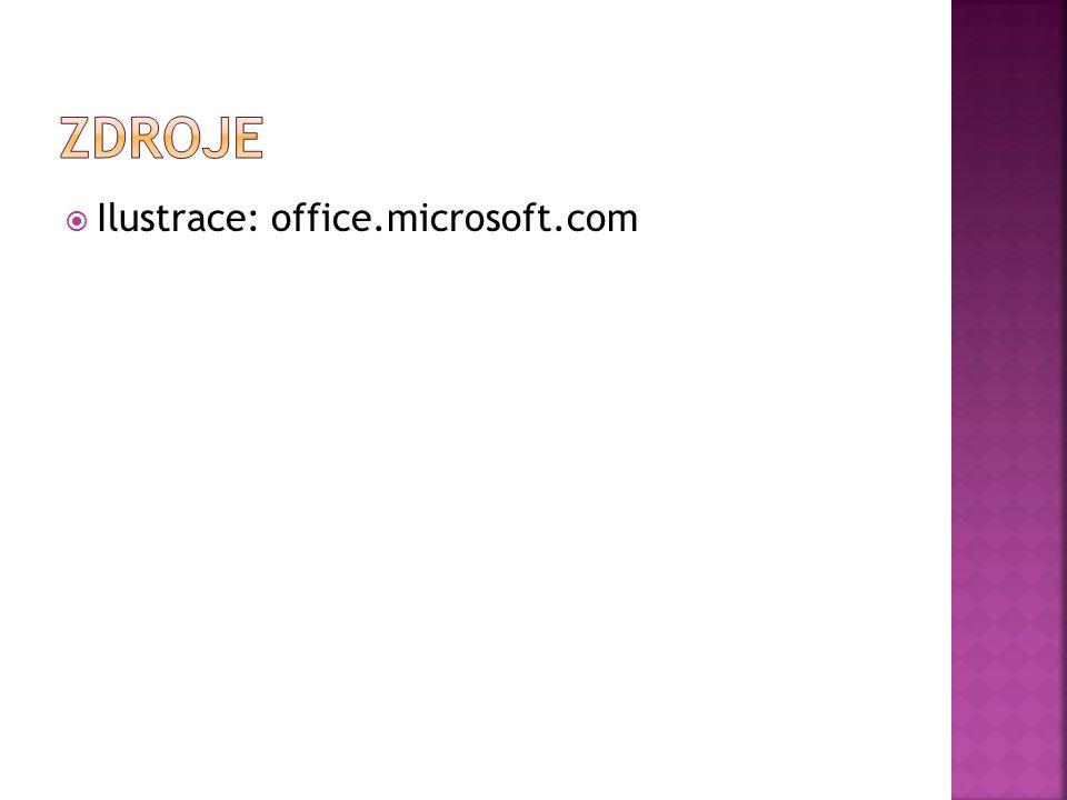  Ilustrace: office.microsoft.com