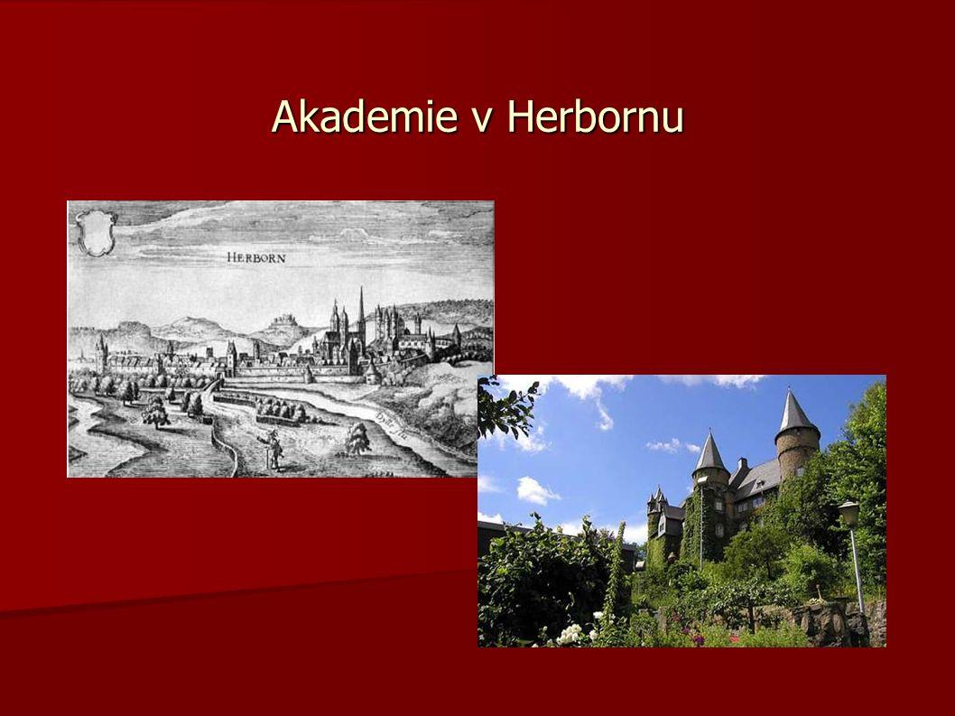 Akademie v Herbornu