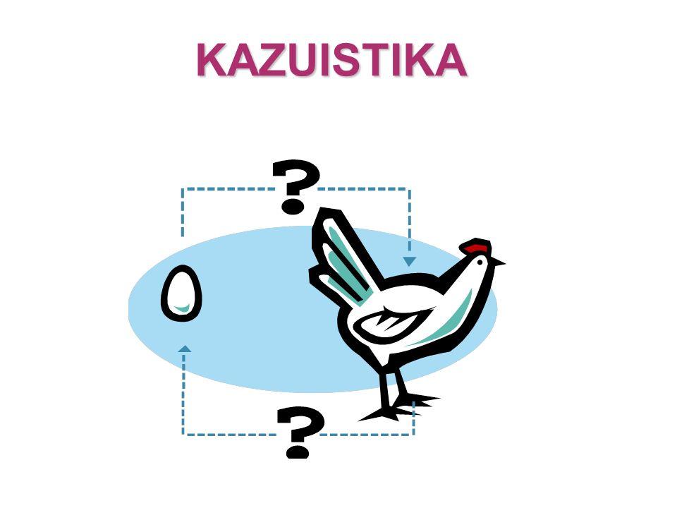 KAZUISTIKA KAZUISTIKA