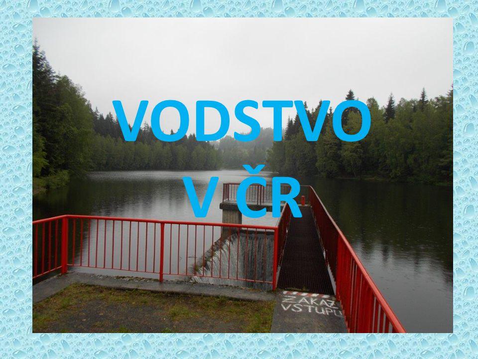 VODSTVO V ČR