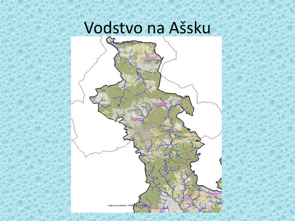 Vodstvo na Ašsku