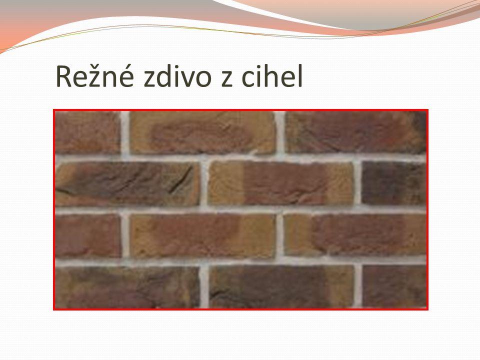 Rozdělení zdiva podle dělení po výšce stavebního objektu na zdivo: základové nadzákladové podzemní a nadzemní podkrovní a půdní nadstřešní (komínové, atikové) Rozdělení zdiva podle konstrukce na zdivo: plné s dutinami