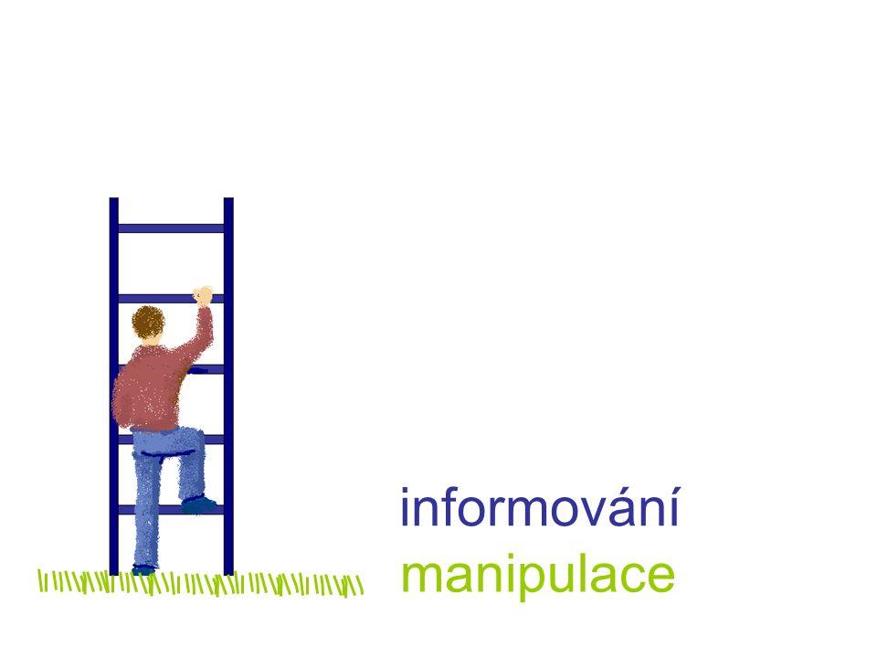 informování