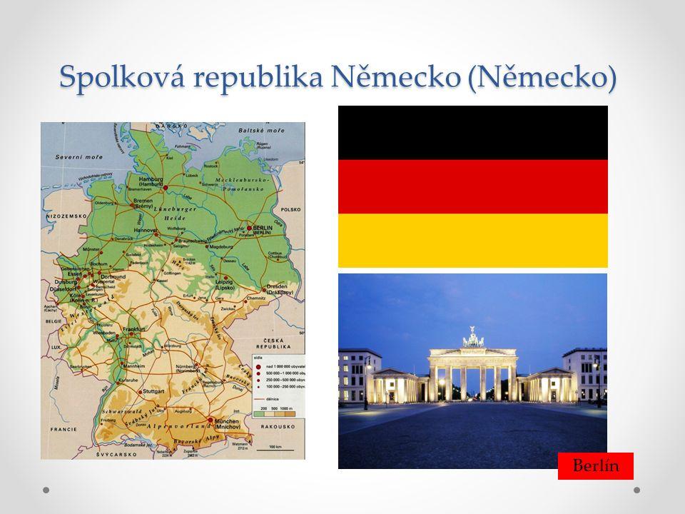 Spolková republika Německo (Německo) Berlín