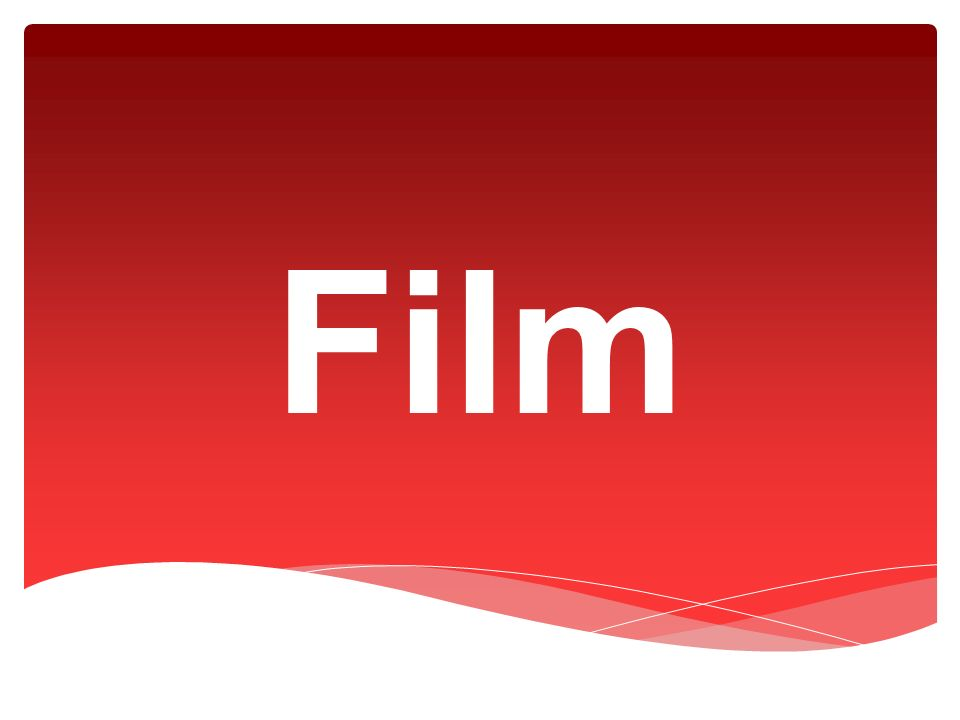  černobílý film Film